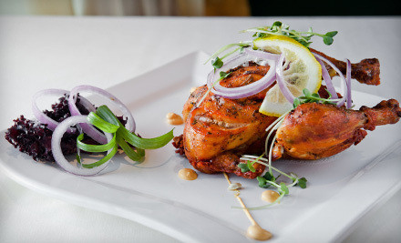 $30 worth of Indian food and drinks for two or more people - Arka in Sunnyvale