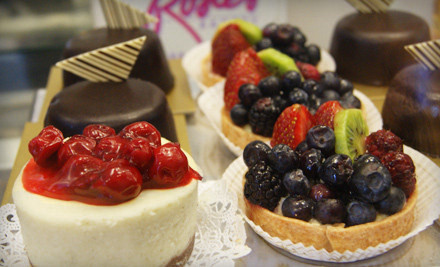 243 Hampshire St.: $30 Groupon - Rosie's Bakery in Chestnut Hill