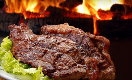 Dinner for two - Angus Grill Brazilian Steak House in Houston