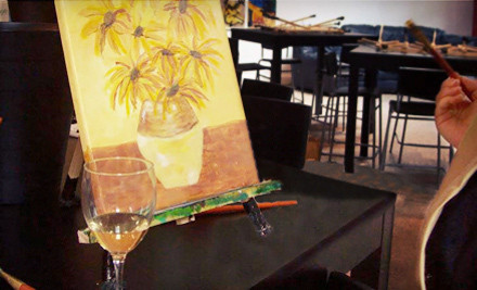 The Uncorked Artist discount and coupon picture