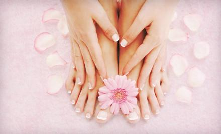 Beautiful Nail Salon HD Wallpaper