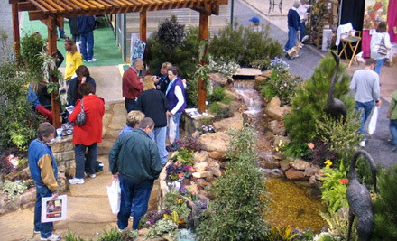 One Day At 17th Annual Texas Home U0026 Garden Show For Two Or Four On  September 15 Or 16 At Reliant Center (Up To Half Off)