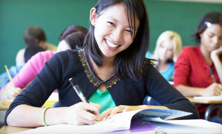 IMAGE Sylvan 2 medium $95 for an SAT, ACT, or PSAT Prep Program at Sylvan Learning Center ($699 Value)