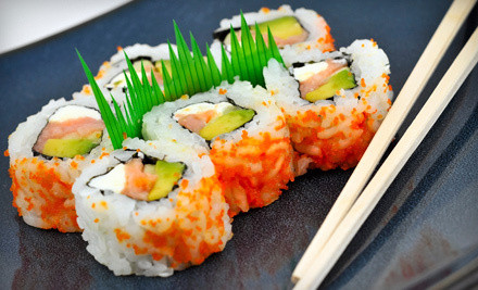 $40 Groupon - Sushiyaki in Buffalo Grove