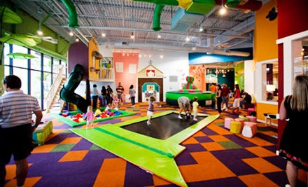 A Latte Fun Indoor Playground and Café daily deals and coupons ...