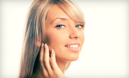 One LED photofacial and one IPL photofacial skin rejuvenation - Turn Back Time Day Spa in Phoenix