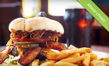 525 Lake Center Pkwy. in Cumming: $30 Groupon - Summits Wayside Tavern in Snellville