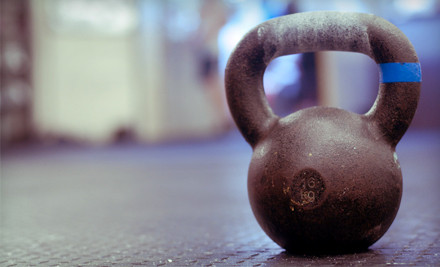 10 kettlebell classes - Rockfit in Chicago