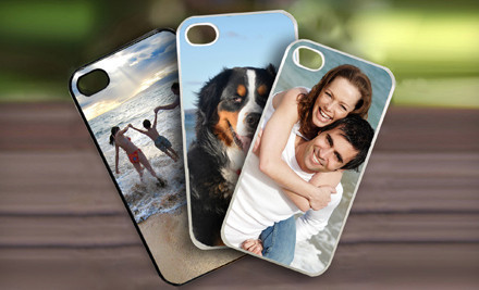 Springfield MO: One or Three Custom iPhone Cases or a Custom iPad Case from Picture It On Canvas with Shipping Included (Up to 64% Off)