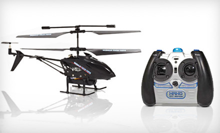 Only $39 (Regular $100) for Gyro Spy Copter with Video/Camera for Kids