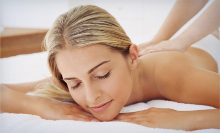 Choice of Swedish or deep-tissue massage, facial, and mani-pedi - A&S Natural Massage in Miami