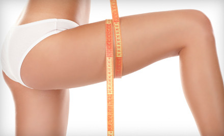 Three VelaShape treatments on one body part - Fusion The Salon in Royal Oak