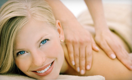 One 1-hour Swedish massage - Atlas Massage Center in San Francisco