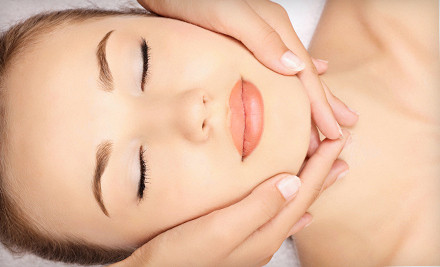One basic glow facial with a microdermabrasion treatment and one skin analysis - MPR Institute in Key Biscayne