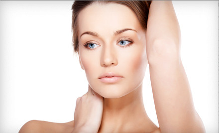 One syringe of Juvederm and radio-frequency sculpting treatment - Medical Therapy Center in MIami