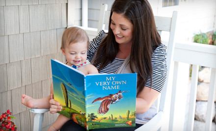 Save 50% on Personalized Children's Books and Gifts