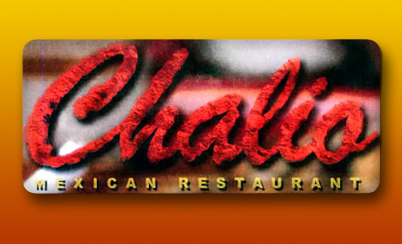 Chalio Mexican Restaurant Fort Worth Tx Groupon