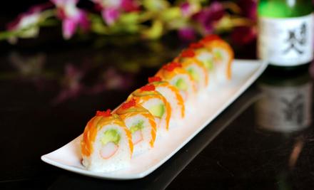 Red Koi Thai Amp Sushi Lounge Coral Gables Fl Groupon