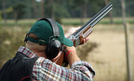 Clay target shooting for up to 4 - Deer Creek Hunt Club in Three Oaks