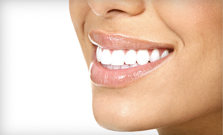 One Zoom! teeth whitening, one consultation, and one oral exam - Central Park Dental Spa in Manhattan