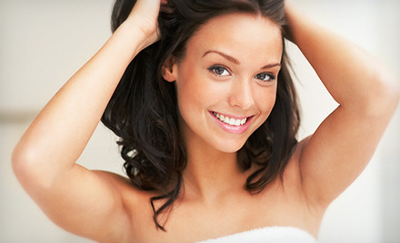 Six laser hair treatments for a small area - Body Massage Wellness Spa in Denver