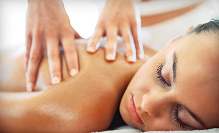 60 minute massage - Ange de La Mer Spa in Lakewood