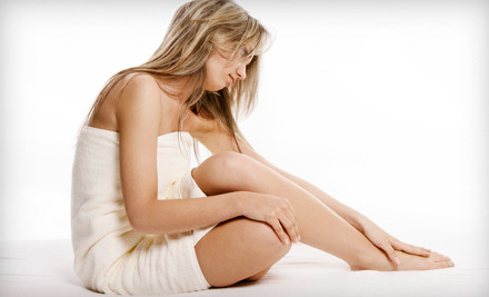 Six laser hair-removal treatments on a small area - Salon Secrets Spa in Kennett Square