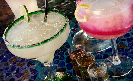 $30 Groupon at Scottsdale location - Salty Senorita in Scottsdale
