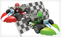 K NEX Mario Luigi or Yoshi Karts 01 sidebar Groupon Goods Deals: Shake Weight, iPhone Desk Stand, KNex, and More!