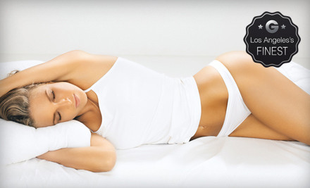 Three laser hair-removal sessions on a small area - The Rejuvenation Center Manhattan Beach in Manhattan Beach