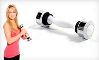 IMAGE Ladies Shake Weight Croton Group 1 sidebar Groupon Goods Deals: Shake Weight, iPhone Desk Stand, KNex, and More!