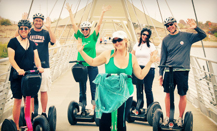 90-minute segway tour for one - Segway of Scottsdale in Tempe