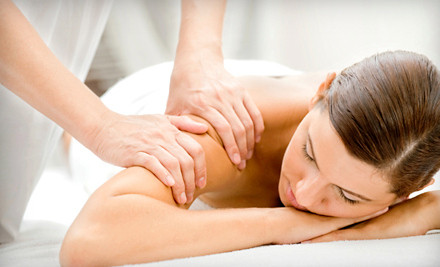 One 1-hour custom massage - Dr. Michelle Binkowski in Encinitas