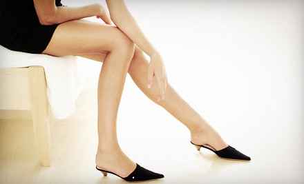 Two spider-vein-removal treatments - Luxe Body Spa in Austin