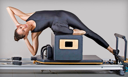Four Pilates Reformer classes and four Pilates mat classes - Total Body Pilates in Salt Lake City