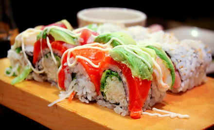 $20 Groupon - Bayridge Sushi in Orlando