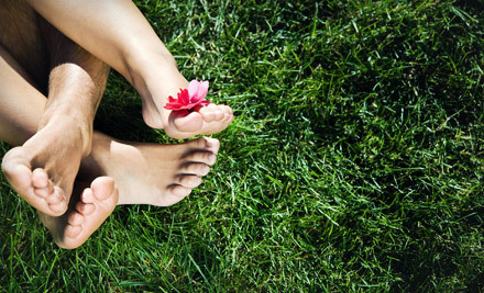One laser toenail-fungus removal treatment for one foot - Laserwave Clinic in Lakewood