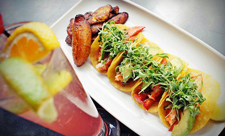 Denver: $20 for $40 Worth of Eclectic American Cuisine and Drinks at Hodsons Bar & Grill