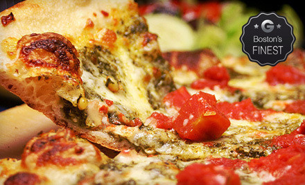 1279 Washington Street: $30 Groupon - Sweet Tomatoes Pizza in Needham