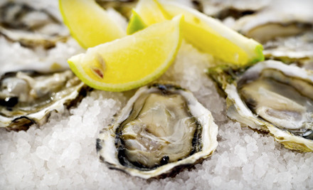 $30 Groupon - Snockey's Oyster and Crab House in Philadelphia,