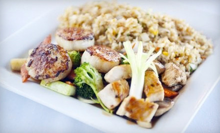 $40 Groupon - Urban Hibachi in Orlando