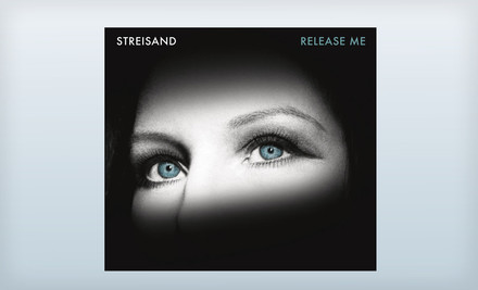 "Sony Music Entertainment 01 medium $12 for Barbra Streisand's ""Release Me"" CD and ""A MusiCares Tribute to Barbra Streisand"" DVD ($28.96 List Price)"