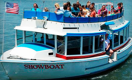 90-minute complete harbor tour - The Fun Zone Boat Company in Balboa