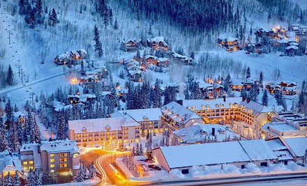 Denver: One-Night Stay for Two with Resort Fee and Parking at Vail Cascade Resort & Spa