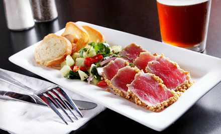 $25 Groupon - Mojo Tapas Restaurant & Bar in Saint Louis