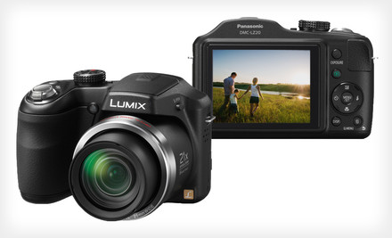 IMAGE Panasonic Lumix DMC LZ20K Trading  medium $179 for a Panasonic Lumix Digital Camera ($249.99 List Price). Free Shipping.