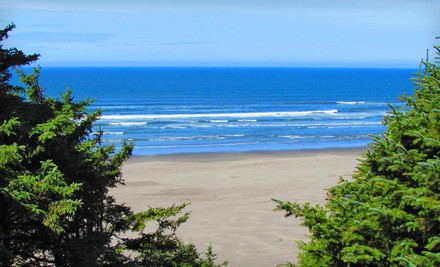 Seattle: Two- or Three-Night Stay with Sparkling Wine and Chocolates at Ocean Crest Resort on Washington's Olympic Coast