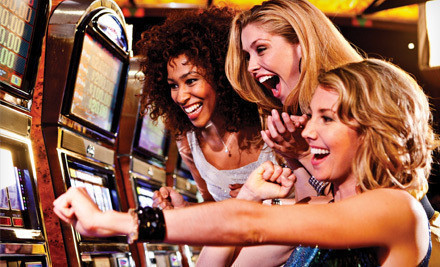 Valet service, $30 toward slot play, and $20 toward food - Parx Casino in Bensalem