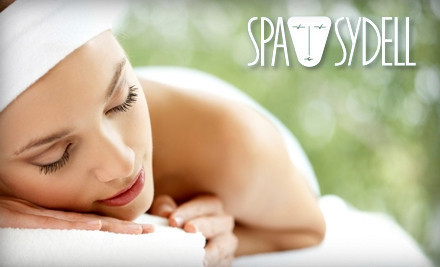 Atlanta: $45 for a One-Hour Swedish or Spa Sydell Exclusive Athletic Performance Massage at Spa Sydell ($90 Value)