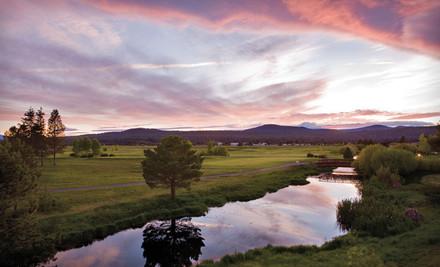 Option 1: One-night stay - Sunriver Resort in Sunriver